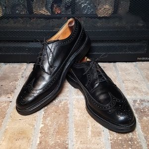 Florshiem | Royal Imperial Black Leather Shoes